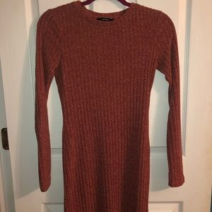 Dresses & Skirts - Body con Sweater Dress